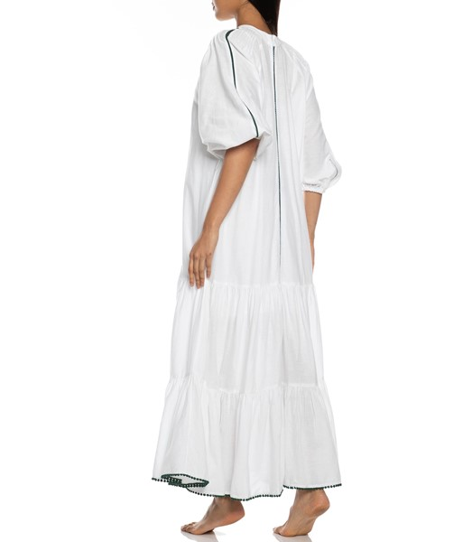 Picture of VILLAYA LINEN MAXI DRESS , Picture 5