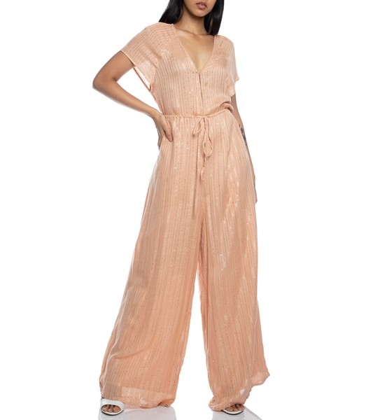 Picture of Pam jumpsuit Tan Roma, Picture 1