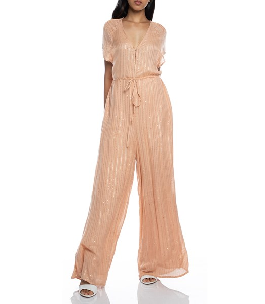 Picture of Pam jumpsuit Tan Roma, Picture 2