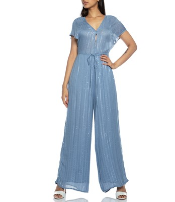 Picture of Pam jumpsuit Roma Blue