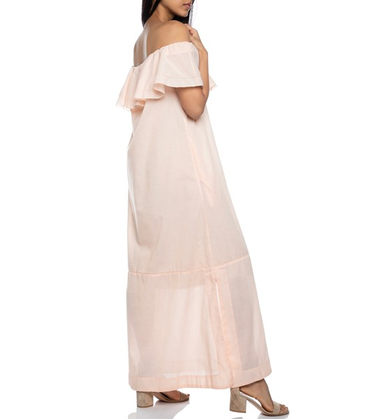 Picture of Mira Sheer flounce Dress, Picture 6