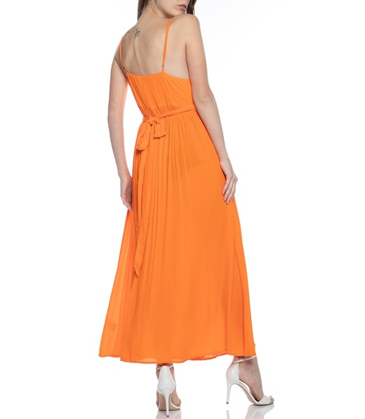 Picture of ALMA SLEEVELESS WRAP MAXI DRESS, Picture 5