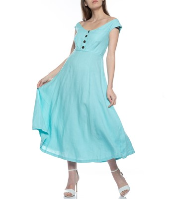 Picture of GRETA DRESS