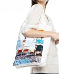 Picture of CANVAS BAG ISOLLA BELLA TOTE