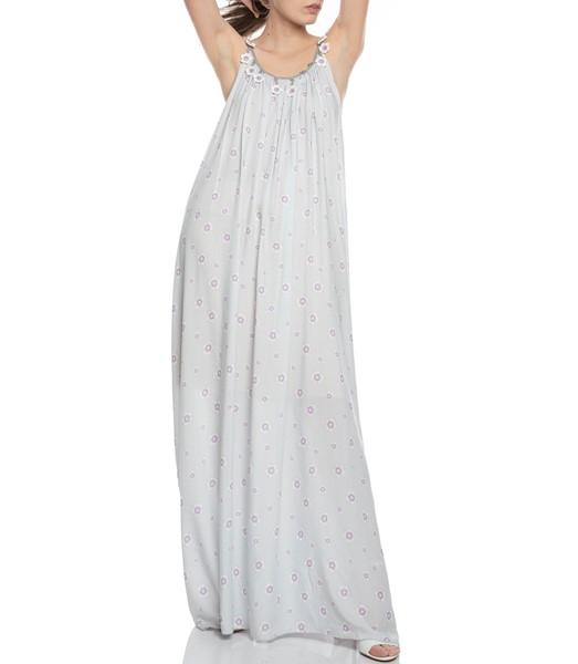 Picture of Maxi Dress with Flower Straps, Picture 2
