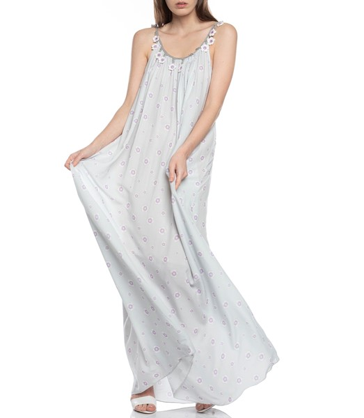 Picture of Maxi Dress with Flower Straps, Picture 4