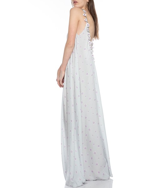 Picture of Maxi Dress with Flower Straps, Picture 5