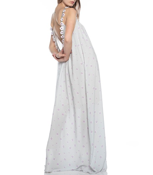 Picture of Maxi Dress with Flower Straps, Picture 7