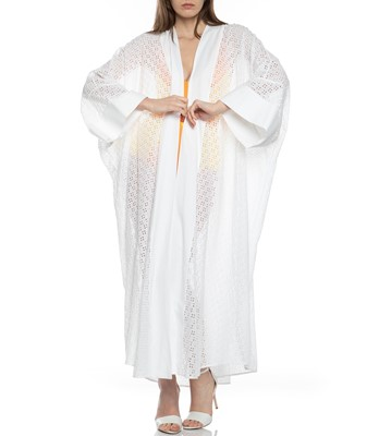 Picture of Caftan white