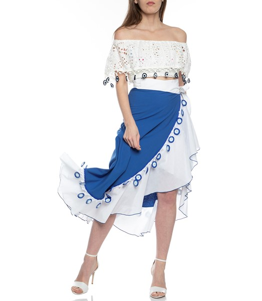 Picture of Maxi Wrap Skirt , Picture 2