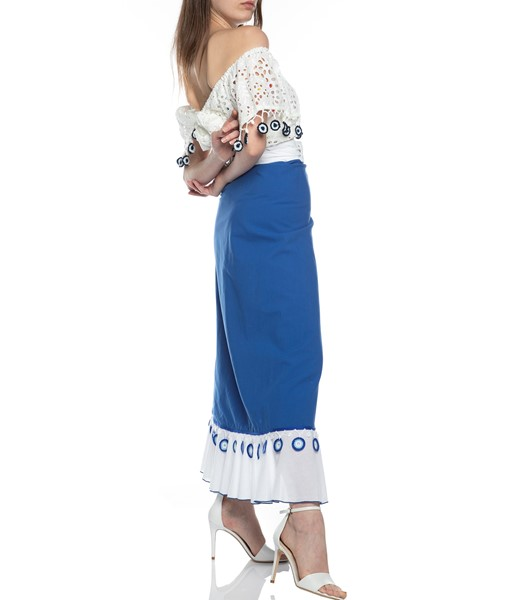 Picture of Maxi Wrap Skirt , Picture 7