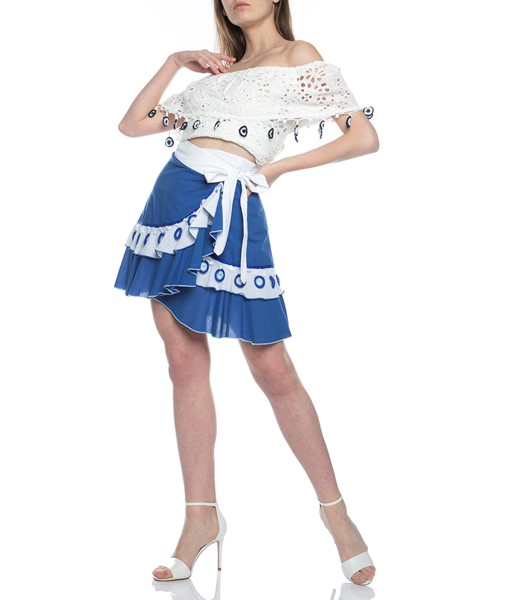 Picture of Wrap Mini Skirt, Picture 3