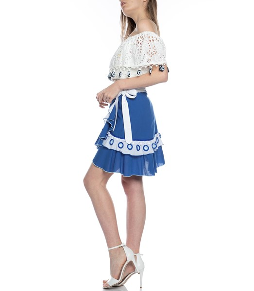 Picture of Wrap Mini Skirt, Picture 5