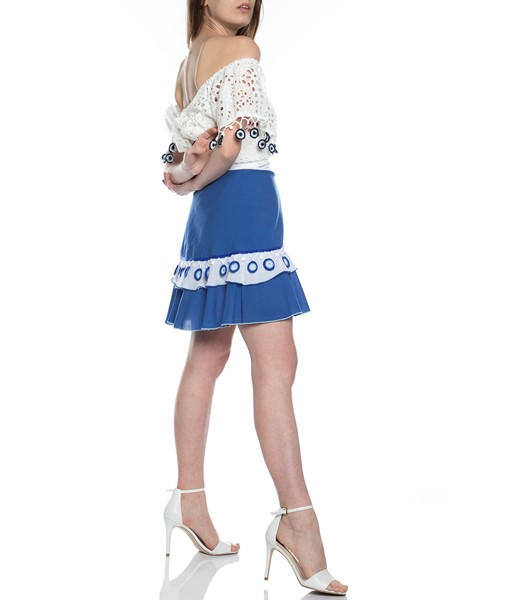 Picture of Wrap Mini Skirt, Picture 6