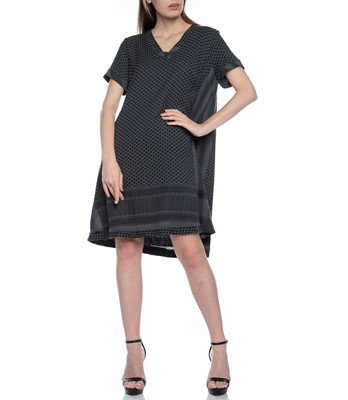 Picture of Dress 1 V Short Sleeves