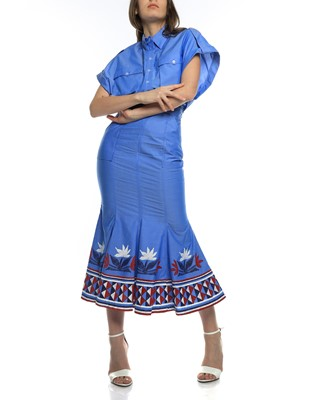"Picture of GONNA ""KALASH"" SKIRT"