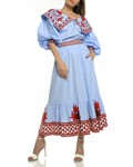 Picture of GONNA KALASH SKIRT