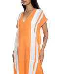 Picture of  ZOYA OPEN NECK CAFTAN