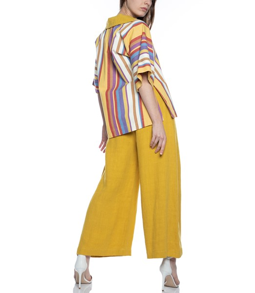 Picture of Kaftan Top Yellow, Picture 4