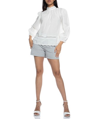 Picture of TULA HIGH NECK BLOUSE