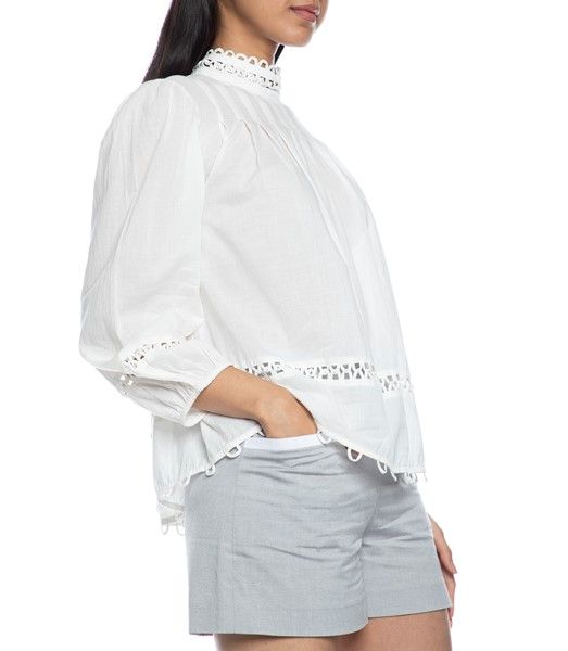 Picture of TULA HIGH NECK BLOUSE, Picture 3
