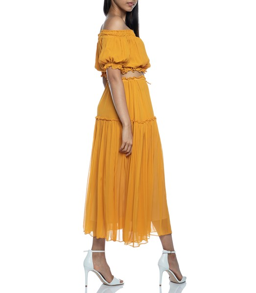 Picture of DOLCE ACCORDION MIDI SKIRT, Picture 7