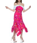 Picture of  FALLING FLORAL VIRGINIA DRESS