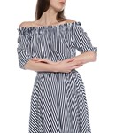 Picture of SLIM SMOCKED DRESS