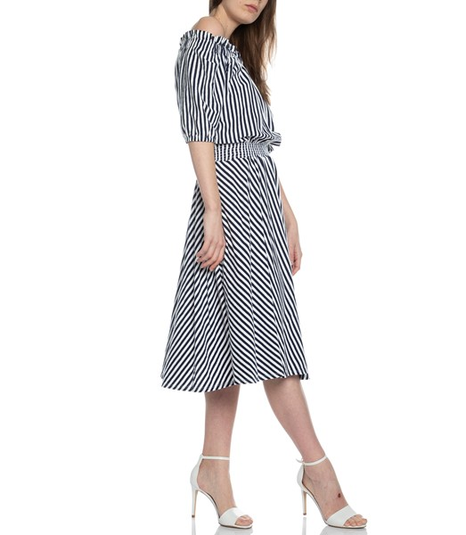 Picture of SLIM SMOCKED DRESS, Picture 6