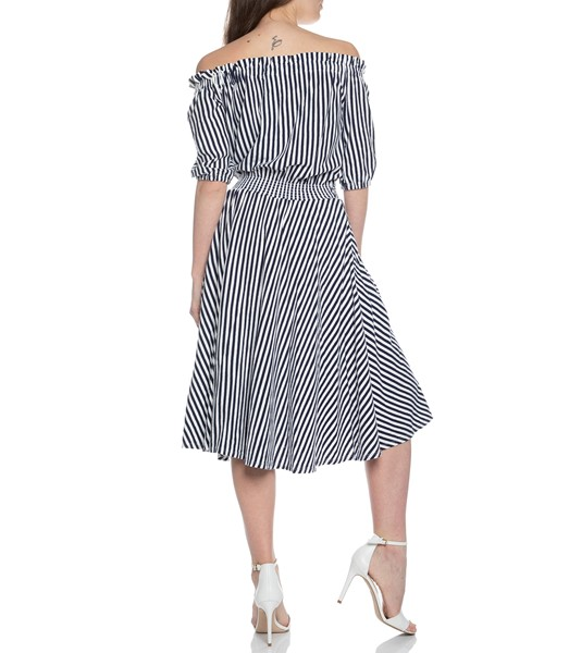 Picture of SLIM SMOCKED DRESS, Picture 8