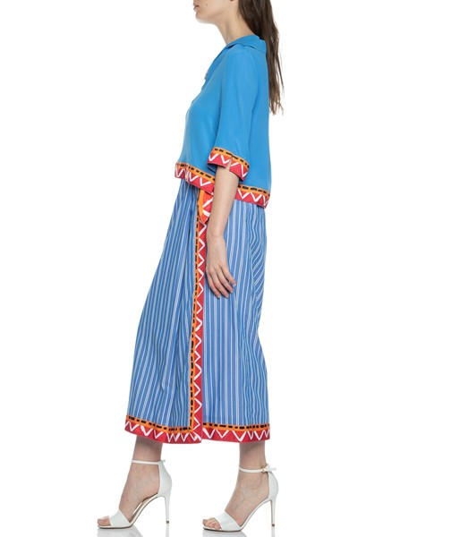 Picture of COTTON STRIPED SKIRT, Picture 2