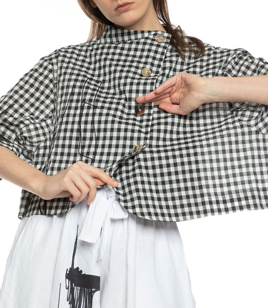 Picture of JACKET GINGHAM PRINTED, Picture 5