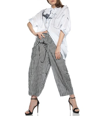 Picture of PANT GINGHAM PRINT