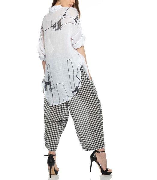 Picture of PANT GINGHAM PRINT, Picture 5