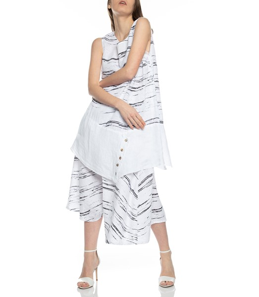 Picture of PANT CLASSICO WAVE PRINT, Picture 1