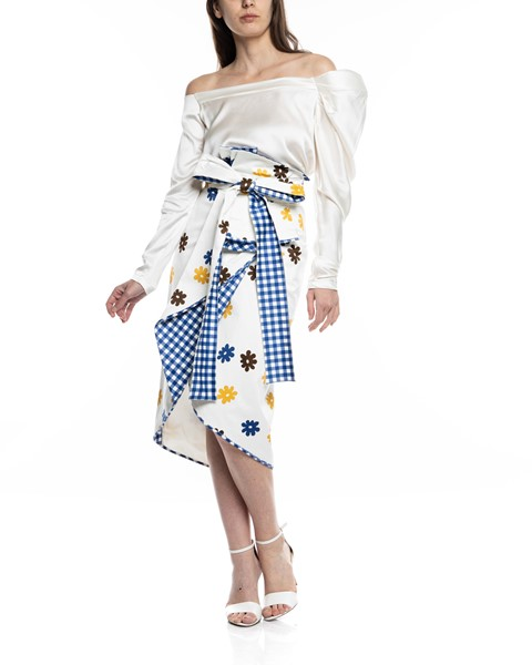 Picture of SALENI SKIRT FLORAL PRINT, Picture 1