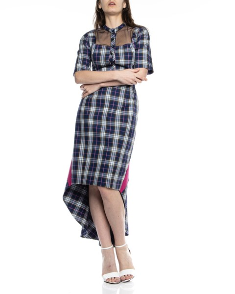 Picture of MIDI CHECKED DRESS, Picture 2