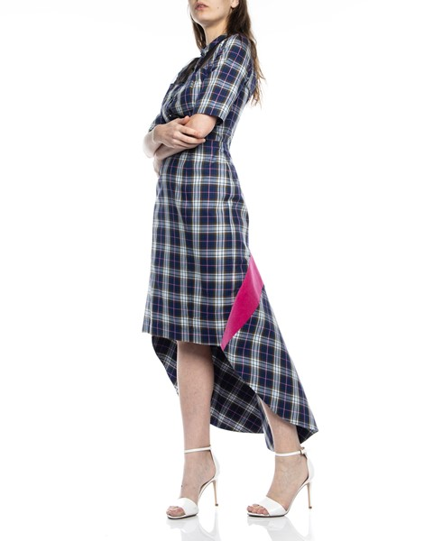 Picture of MIDI CHECKED DRESS, Picture 4