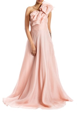 Picture of ORGANZA PINK DRESS