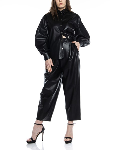Picture of FAUX LEATHER CULOTTE, Picture 1
