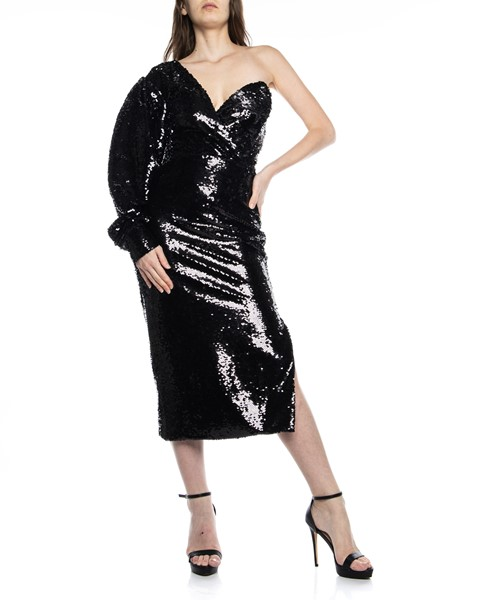 Picture of SINGLE ARM SEQUIN DRESS WITH CORSET, Picture 2