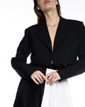 Picture of CROPPED BLAZER WITH DETAILS