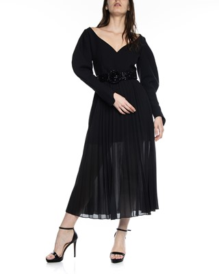 Picture of ANNABELLE DRESS WITH BELT