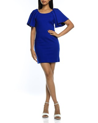 Picture of CONTEMPORARY SHORT DRESS