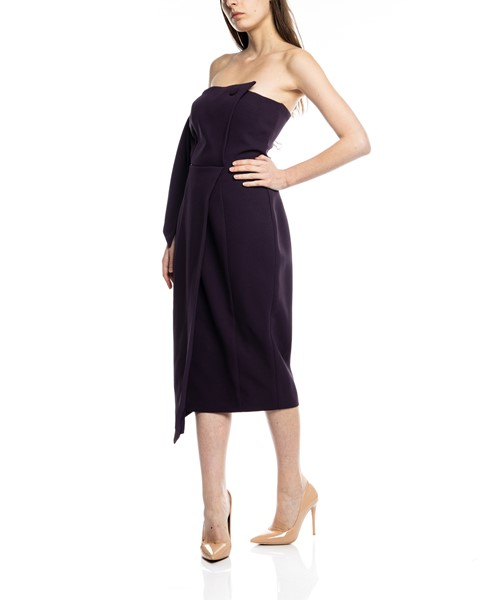 Picture of ROMI STRUCTURED MIDI  DRESS, Picture 2
