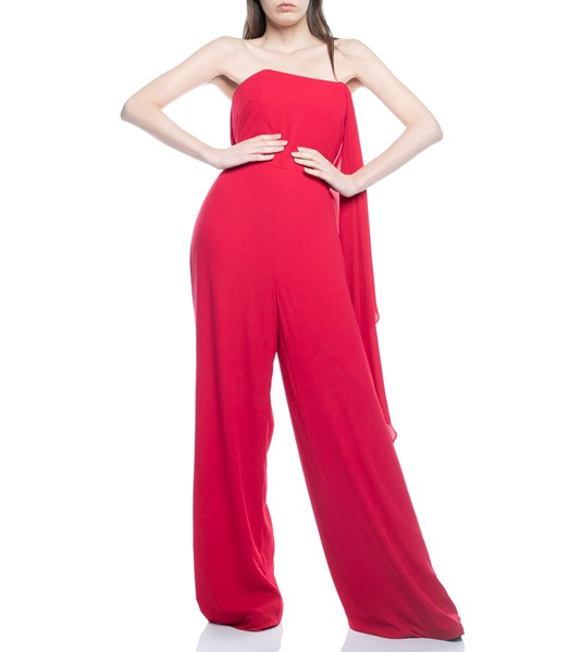 Picture of STRAPLESS ASYMETRIC JUMPSUIT, Picture 1
