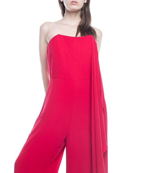 Picture of STRAPLESS ASYMETRIC JUMPSUIT, Picture 5