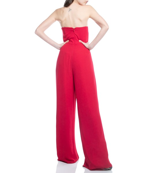 Picture of STRAPLESS ASYMETRIC JUMPSUIT, Picture 6