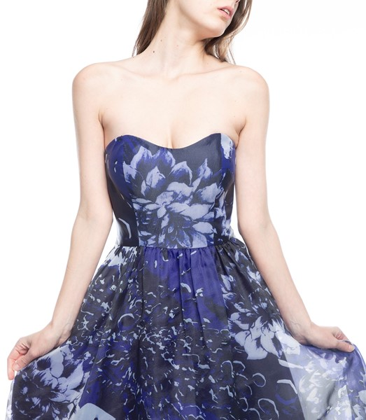 Picture of DRESS FLORAL, Picture 4