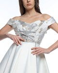 Picture of DRESS IVORY